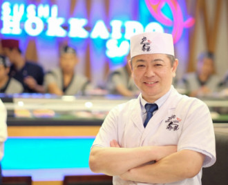Nhà hàng Sushi Hokkaido Sachi khai trương chi nhánh thứ 4 tại Sai gon Centre