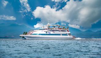 Thưởng ngoạn Nha Trang trên du thuyền sang trọng