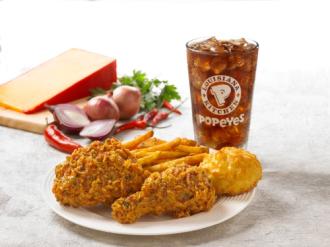 Đậm đà hương vị trong món gà phủ phô mai cay