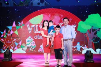 Đêm hội Trung thu gắn kết cộng đồng tại Hà Tĩnh