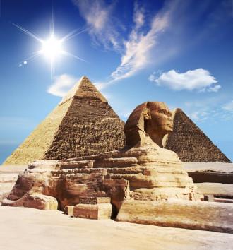 Kim Tự Tháp Giza, một điểm đến tuyệt diệu hàng đầu thế giới