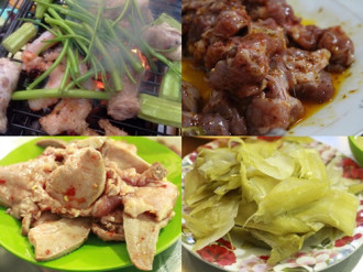 Quán nướng giá rẻ thịt ngon lâu năm ở Sài Gòn