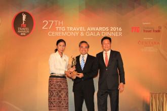 Vietravel được TTG Asia vinh danh công ty du lịch tốt nhất Việt Nam