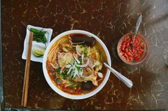 Bún bò Huế - món ngon cho bữa sáng ở Đà Lạt