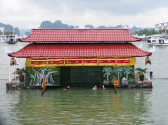 Khách thăm vịnh Hạ Long sẽ phải đóng 40.000 đồng ra vào cảng