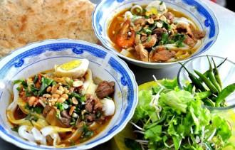 Mì Quảng - món chưa ăn như chưa đến Đà Nẵng