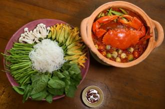 Món ăn dành riêng cho tháng 10 tại nhà hàng Gạo