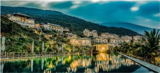Vẻ sang trọng của khu nghỉ dưỡng tổ chức lễ trao giải World Travel Awards 2016