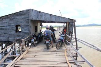 Ký ức về cầu Ông Cọp với du khách