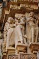 Hàng trăm tượng 'phòng the' trong đền thiêng Ấn Độ